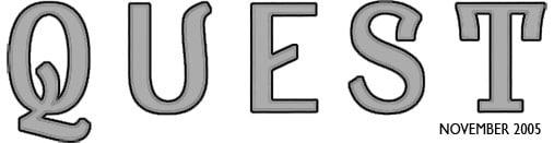 Quest Magazine Logo
