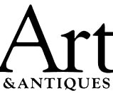 Art and antiques magazine logo