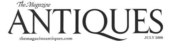The Magazine ANTIQUES logo