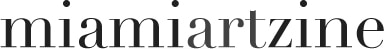 miamiartzine logo