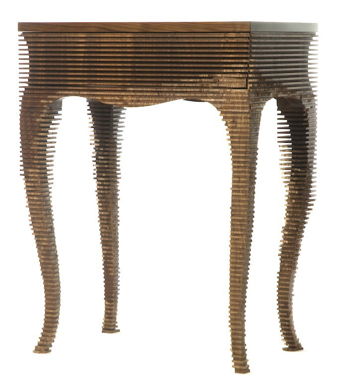 """Louis"" Table by Gareth Neal, 2010"