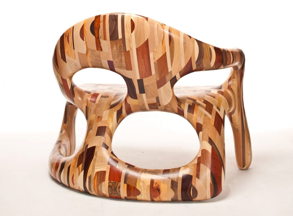 The Yard Sale Project, Corsican Bench, 2011
