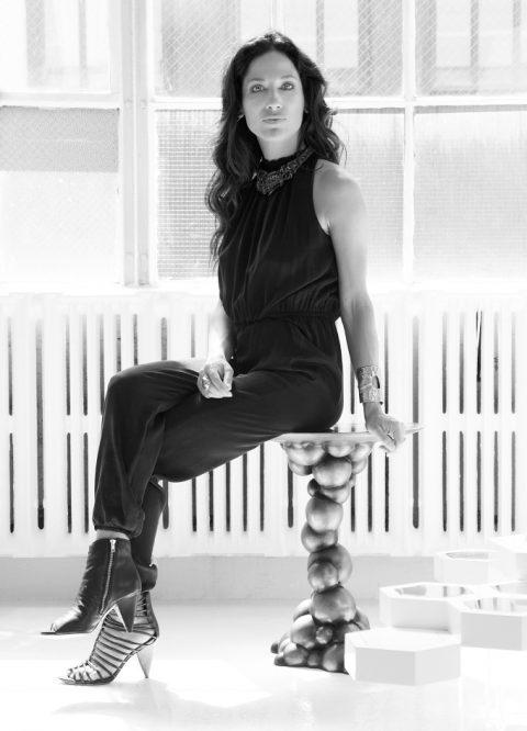 portrait of designer Erin Sullivan