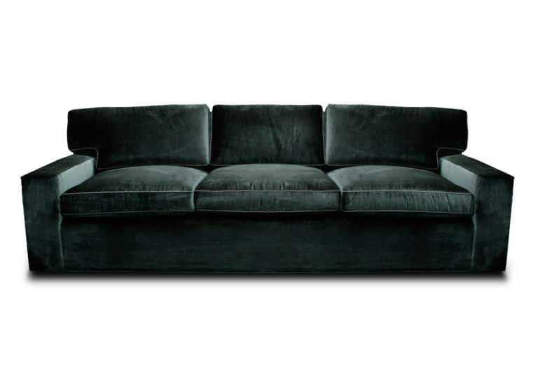Samuel marx eight foot sofa todd merrill studio for 8 foot couch