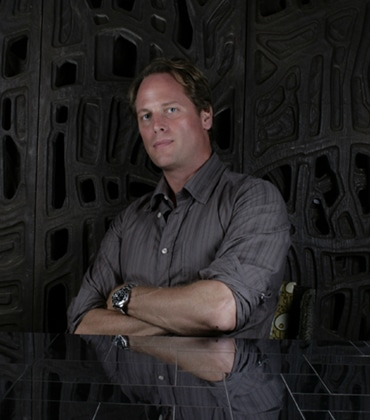 Todd Merrill Portrait