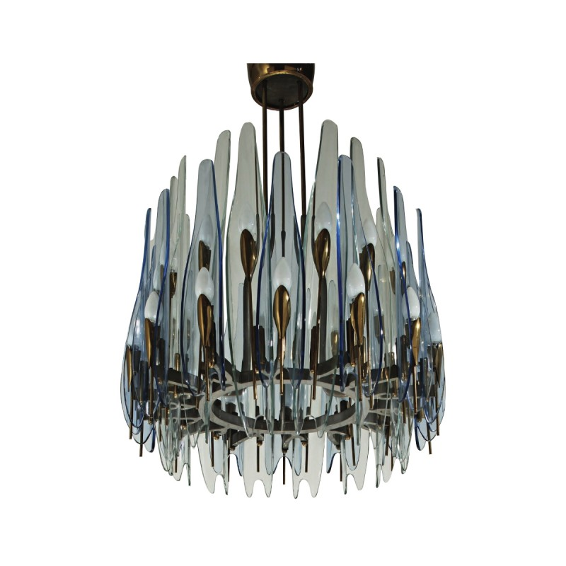Max ingrand for fontana arte chandelier todd merrill max ingrand for fontana arte chandelier aloadofball Images
