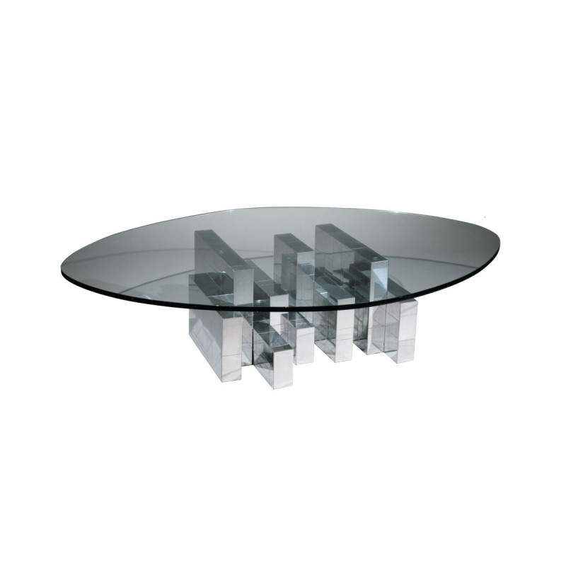 Paul Evans Directional Cityscape Coffee Table II