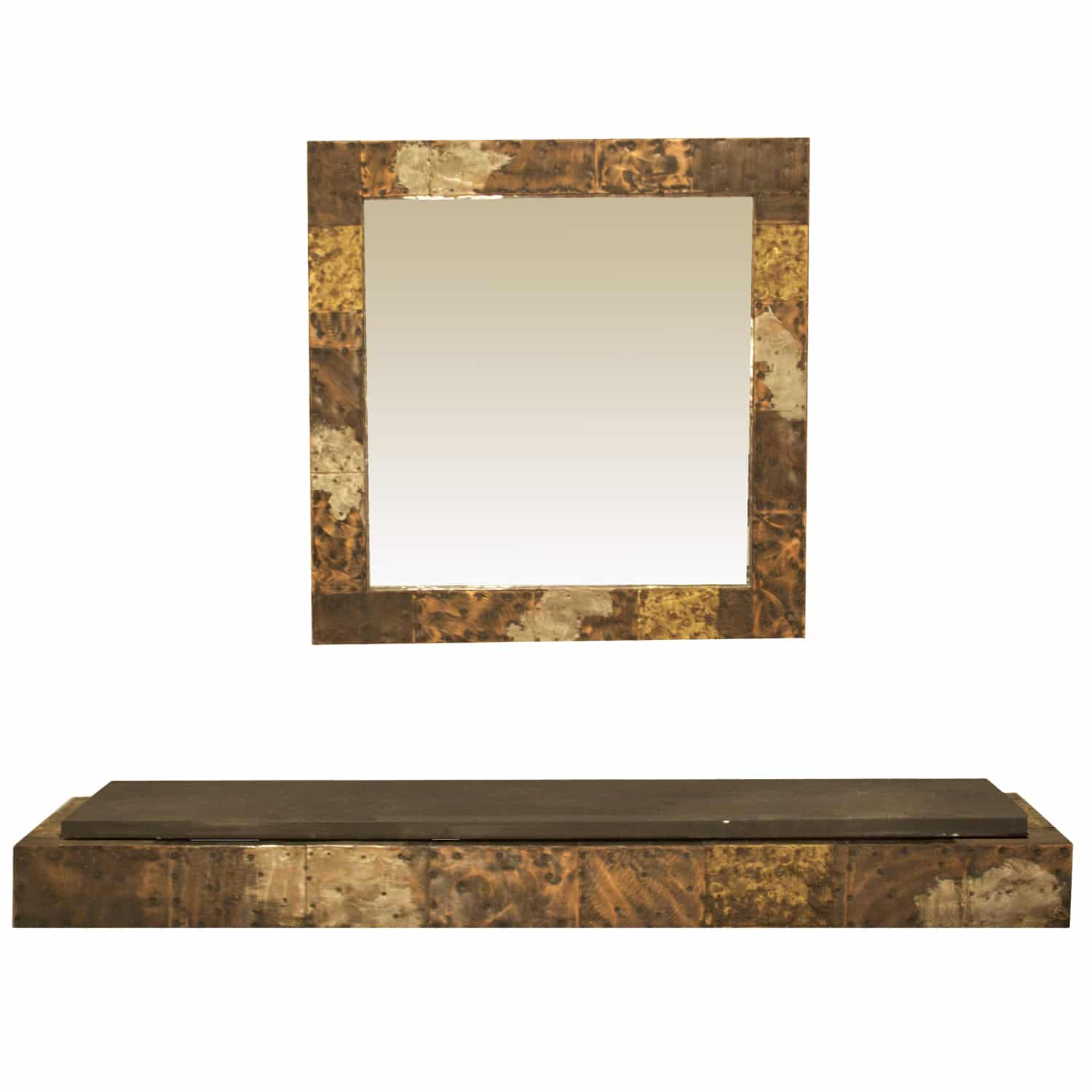 Floating Mirror Shelf Floating Shelf And Mirror