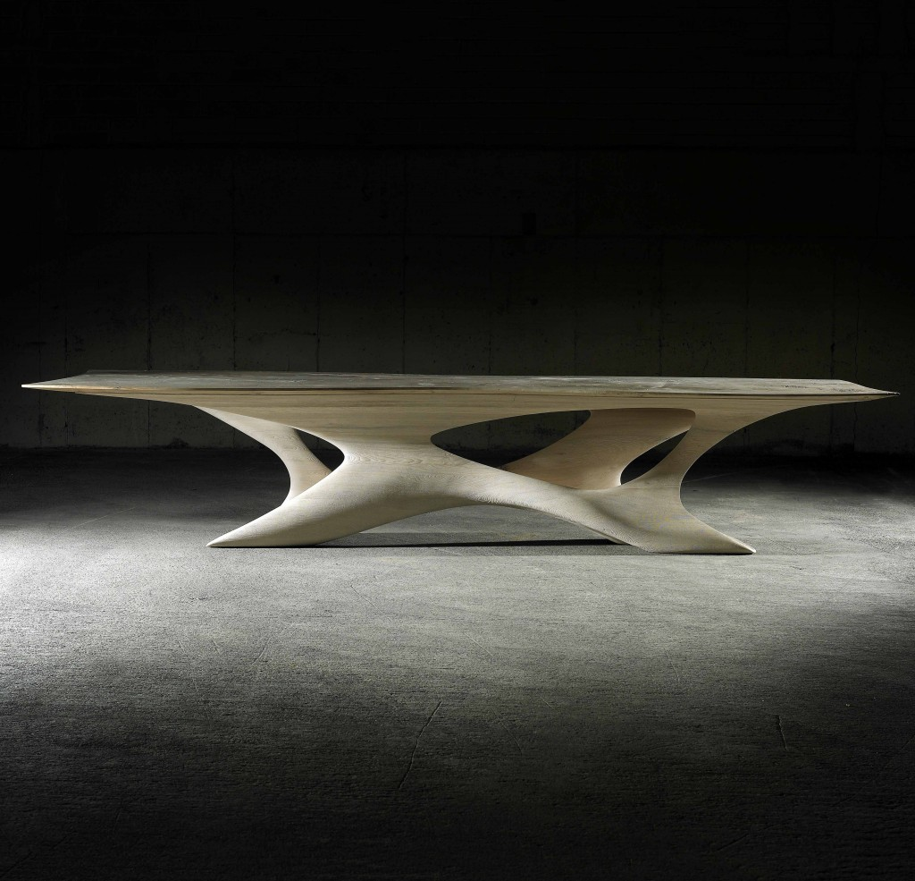 Todd Merrill Studio Contemporary, Joseph Walsh Enignum II Table, 2010