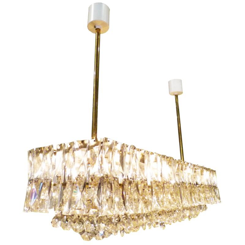 J l lobmeyr crystal chandelier vienna ca 1960 todd merrill free aloadofball Image collections