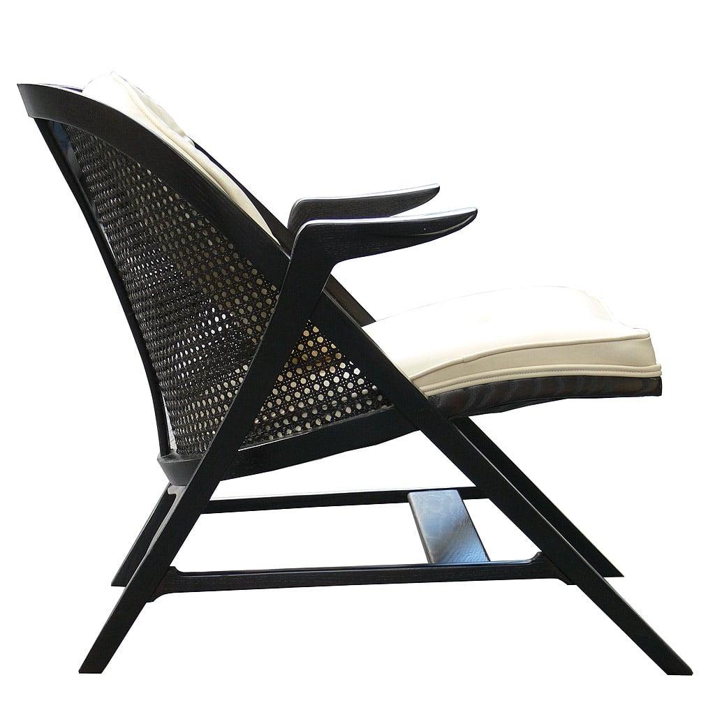 Edward wormley dunbar janus lounge chairs todd merrill studio - Edward wormley chairs ...