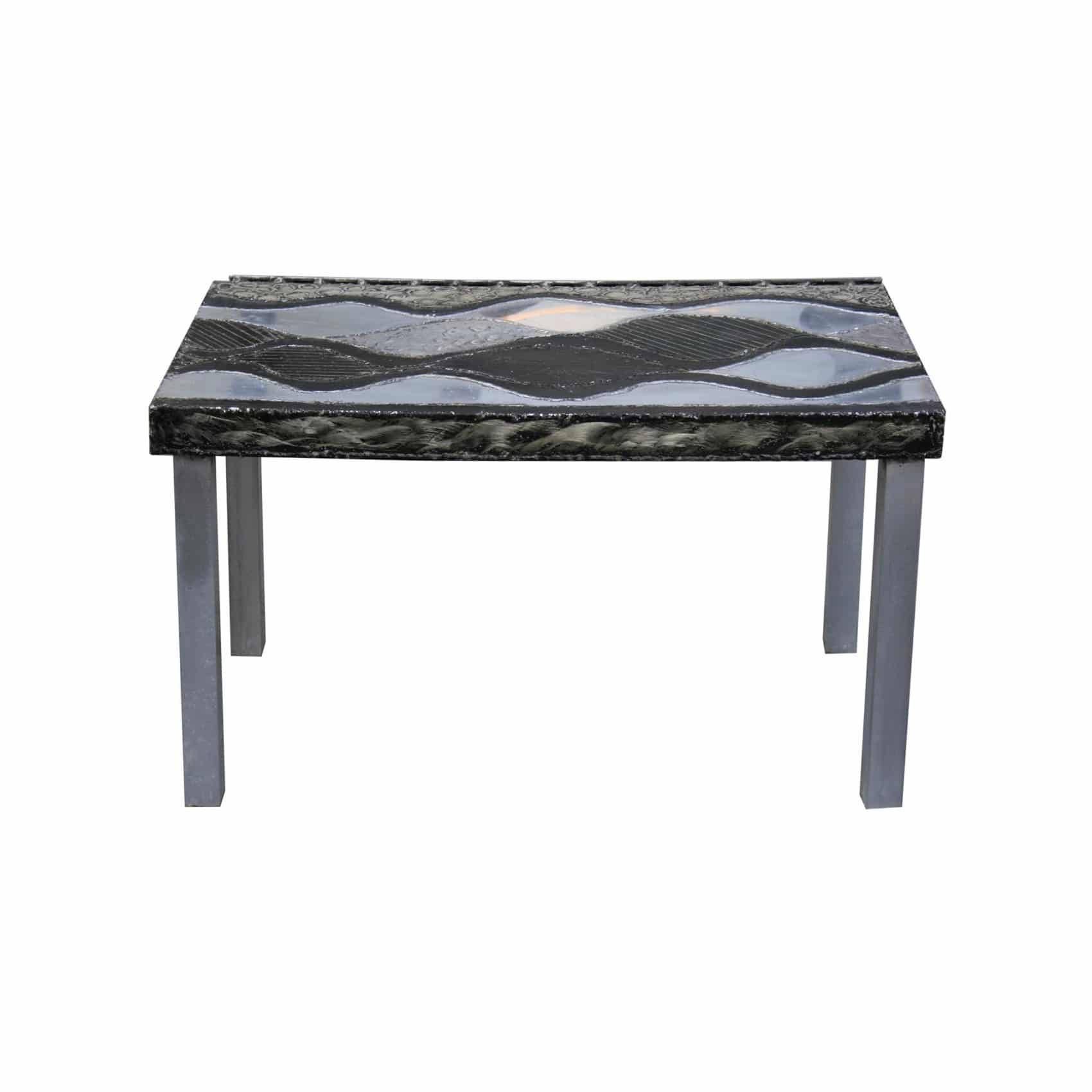 paul evans argente end table todd merrill studio. Black Bedroom Furniture Sets. Home Design Ideas