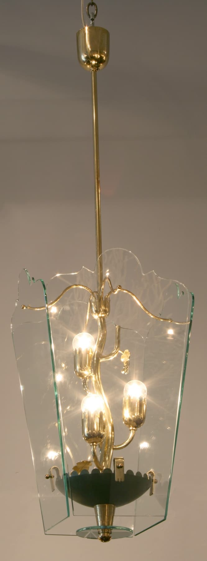 pietro chiesa for fontana arte chandelier todd merrill. Black Bedroom Furniture Sets. Home Design Ideas