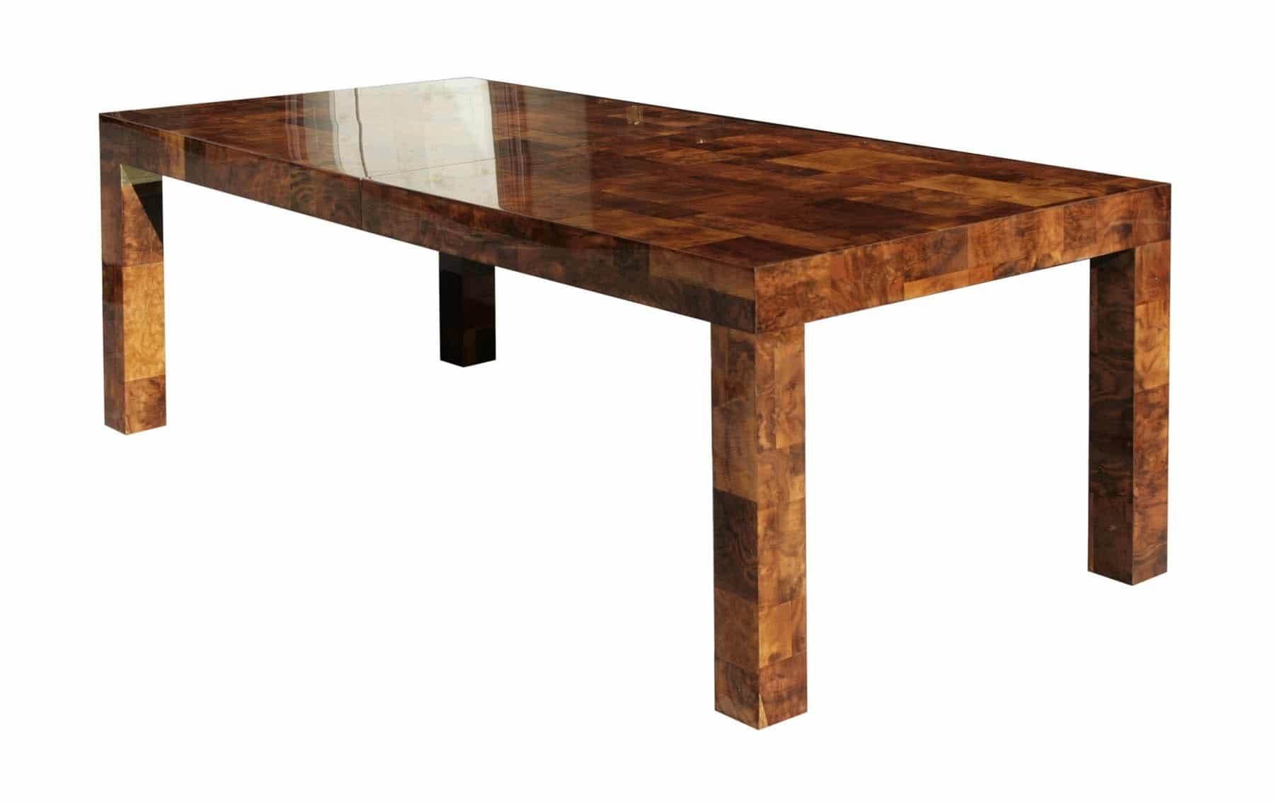 Paul Evans Dining Table in Walnut Burl Todd Merrill Studio : Paul Evans Dining Table in Walnut Burl 2 from toddmerrillstudio.com size 1800 x 1134 jpeg 246kB