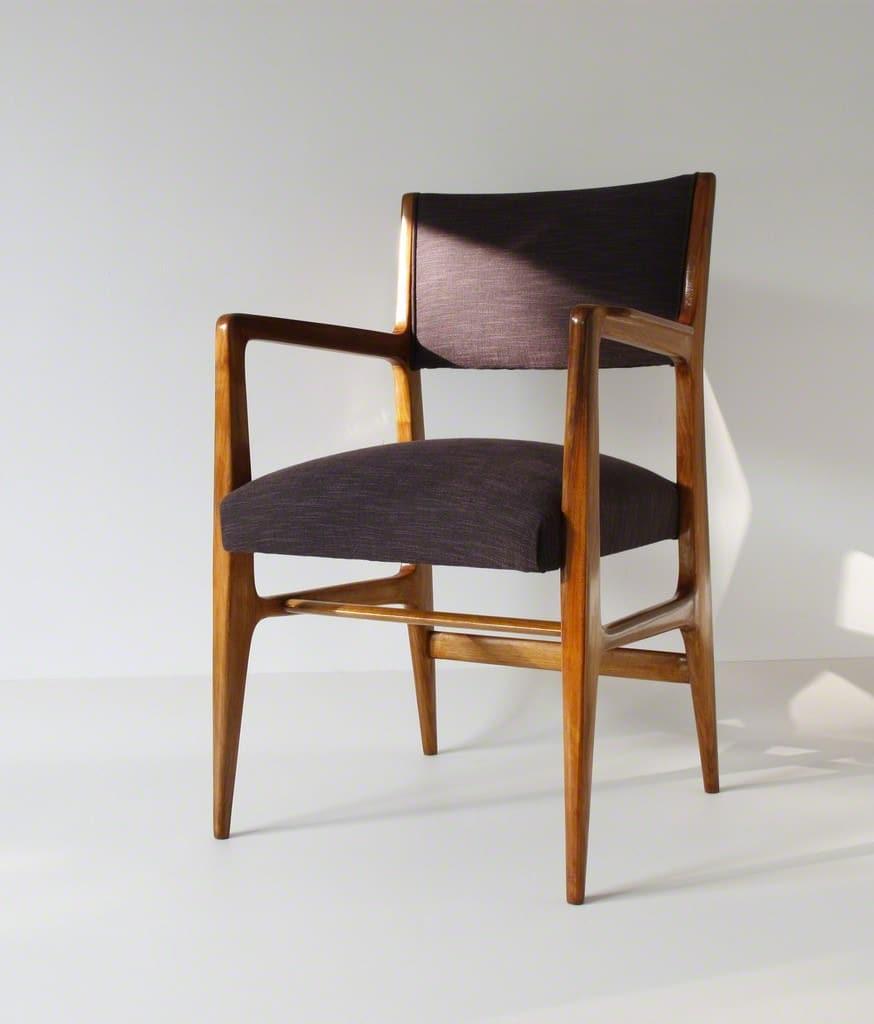 Gio Ponti Armchair Gallery Anne Autegarden