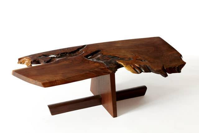 George Nakashima Coffee Table, 1981 1950