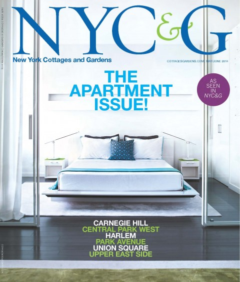 New York Cottages & Gardens May/June Cover 1