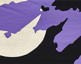 Mauve Clouds-4'6_x15'-1974 copy