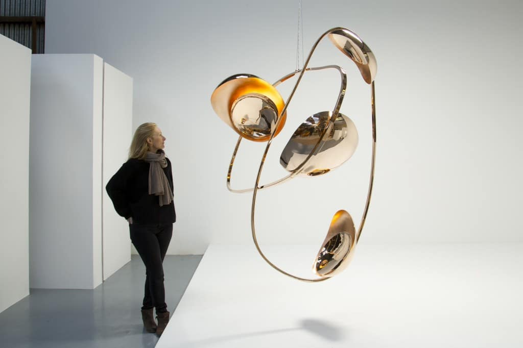 Niamh Barry Counterpoise, 2014 Todd Merrill Studio