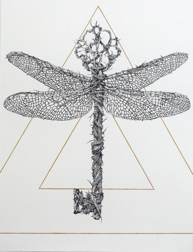 Alexis Diaz at Galerie Ernst Hilger