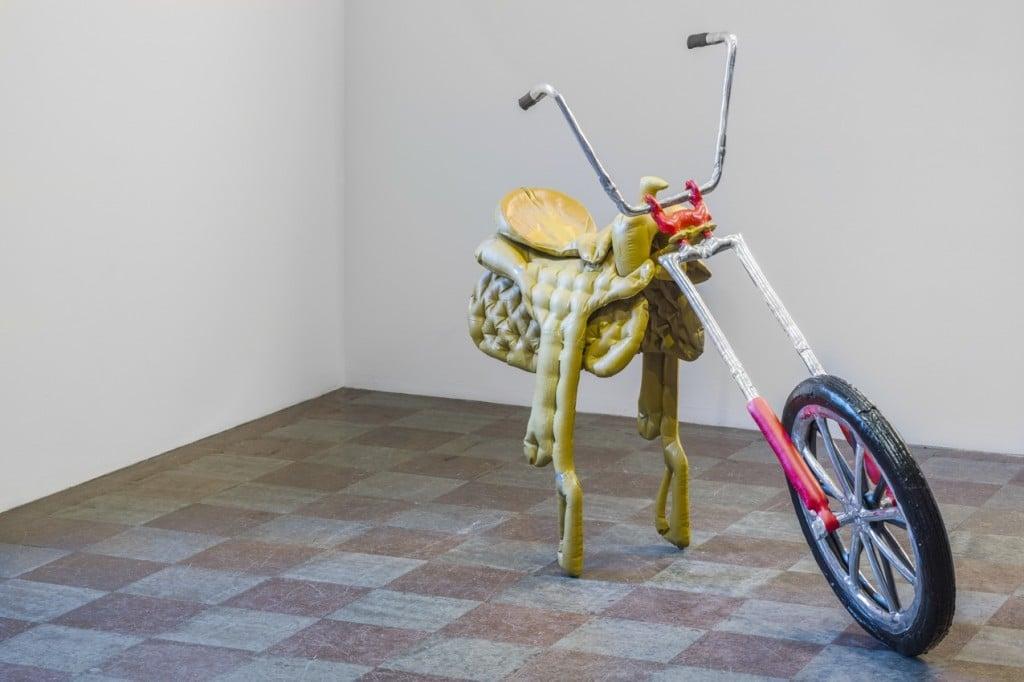 Bäckström's Saddle at Wetterling Gallery