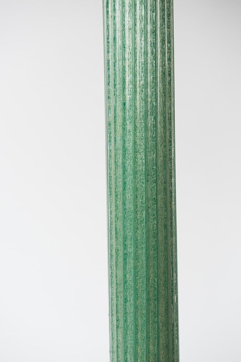 Carlo Scarpa For Venini Bollicine Floor Lamp Italy 1935