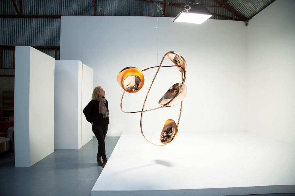 Niamh Barry, Counterpoise, IRE, 2014 6.6′ W x 4.5′ D x 6.2′ H