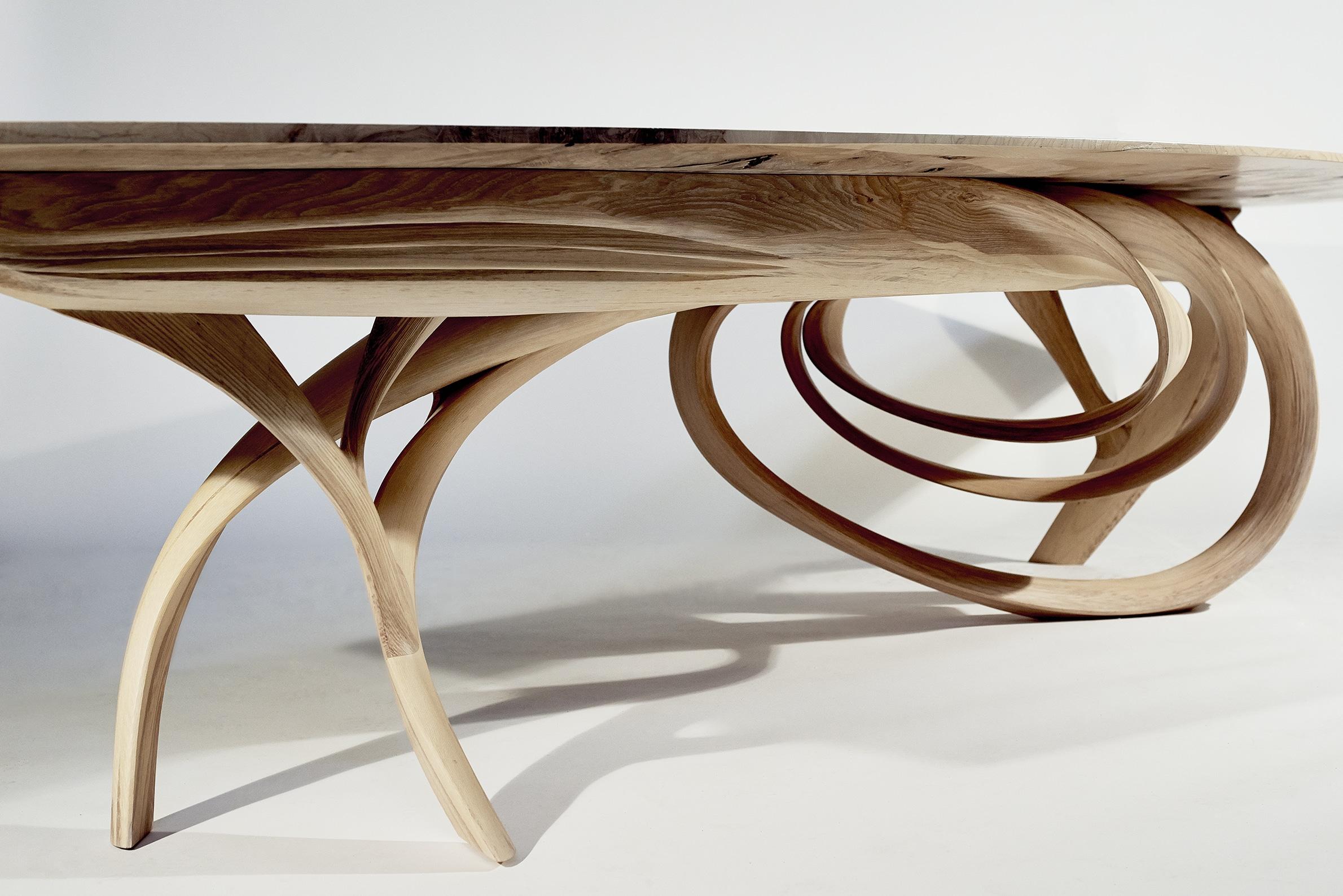 Joseph Walsh, Enignum VIII Dining Table, IRE, 2012 | Todd Merrill ...