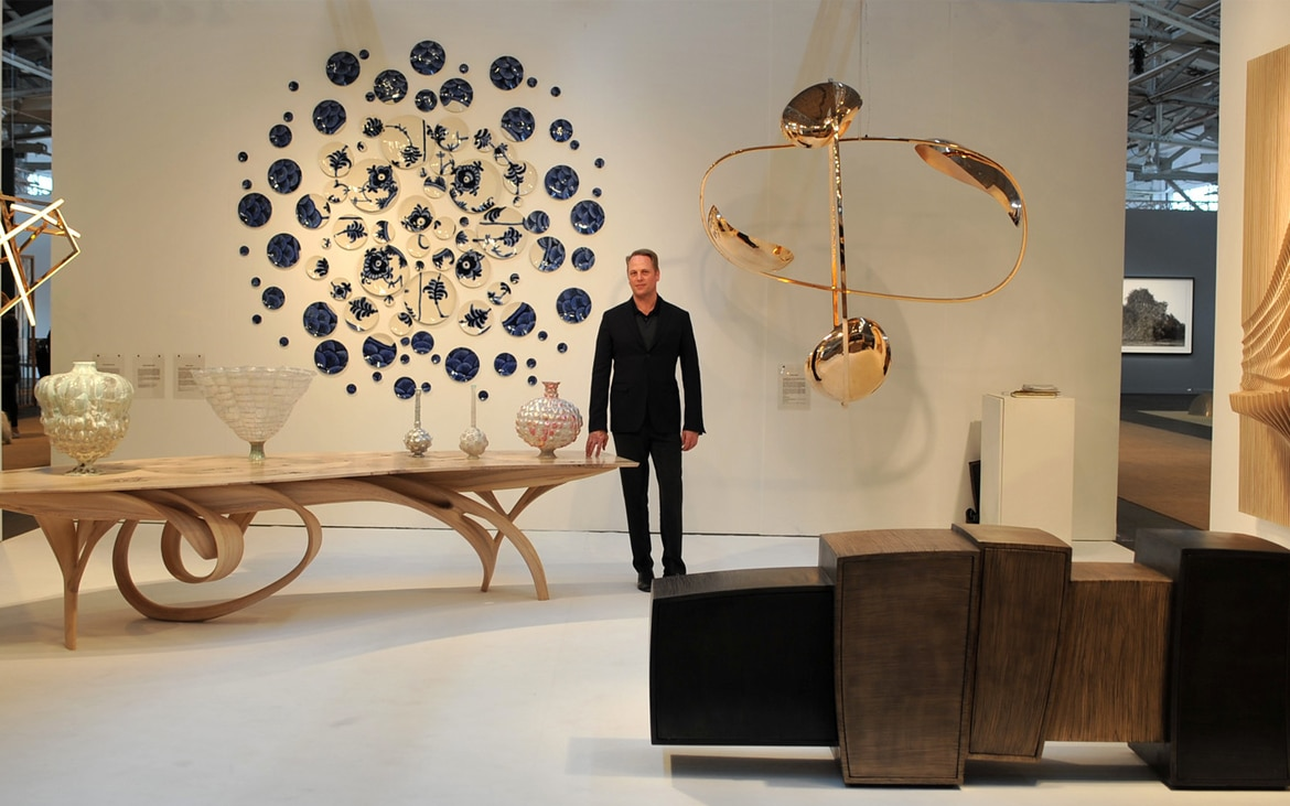 FOG: Art + Design 2015 - Todd Merrill Booth Photos