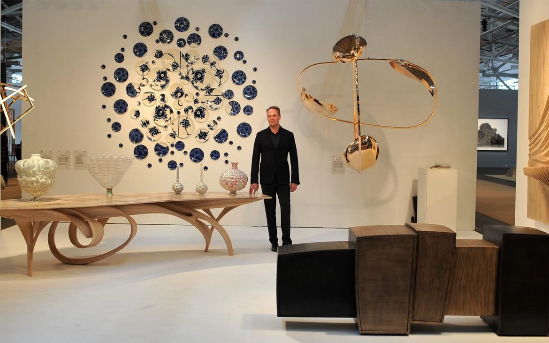 FOG: Art + Design 2015 - Todd Merrill Booth Photos