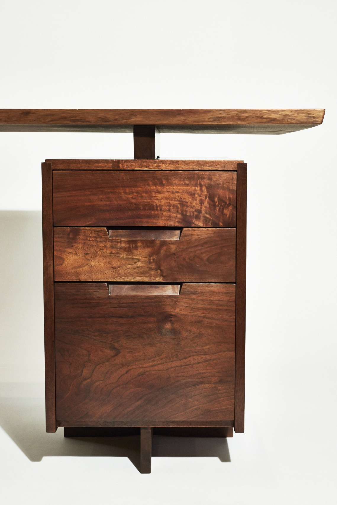 George Nakashima Conoid Desk USA 1958