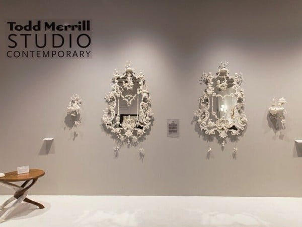 Todd Merrill Studio Booth at Collective 2015