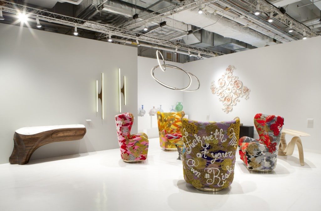 The Collective Design Fair Shines in Soho - The Observer - May 15, 2015