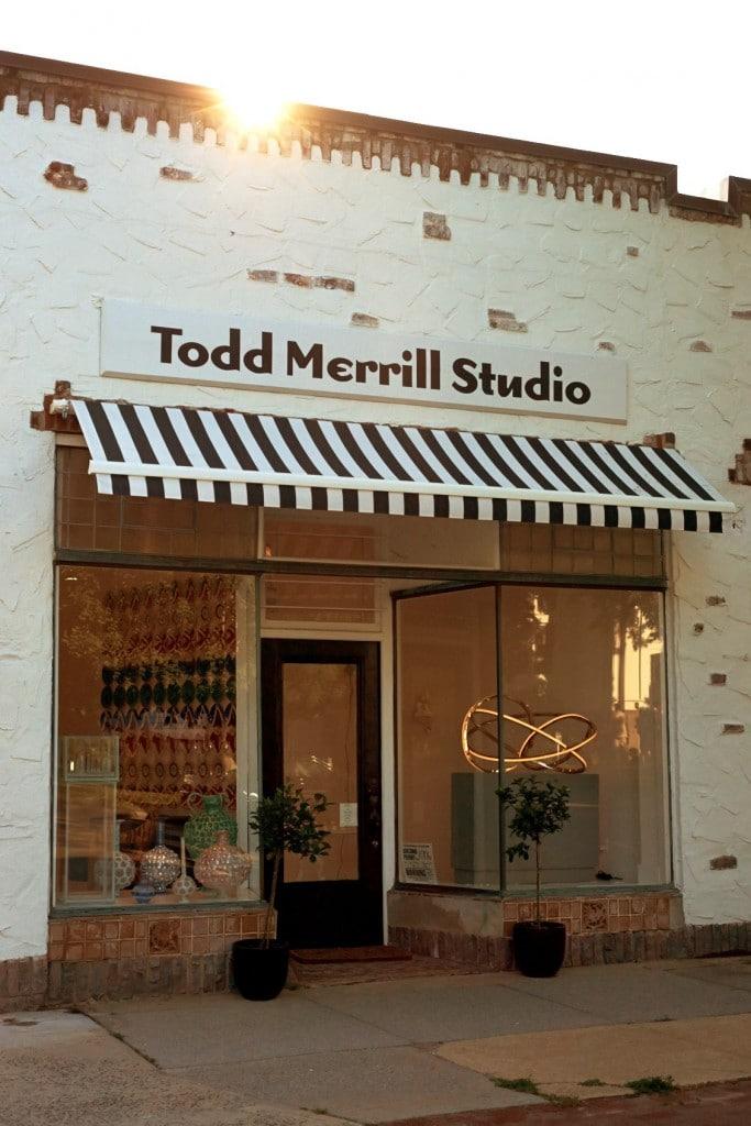 Todd Merrill Studio, Southampton Store, Opening 2015