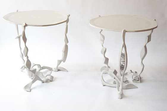 Alexander von Eikh, April and May Tables, USA, 2014, Photo: Courtesy Todd Merrill Studio