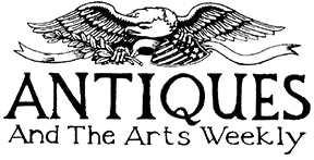 Antiques and the Arts Weekly Logo