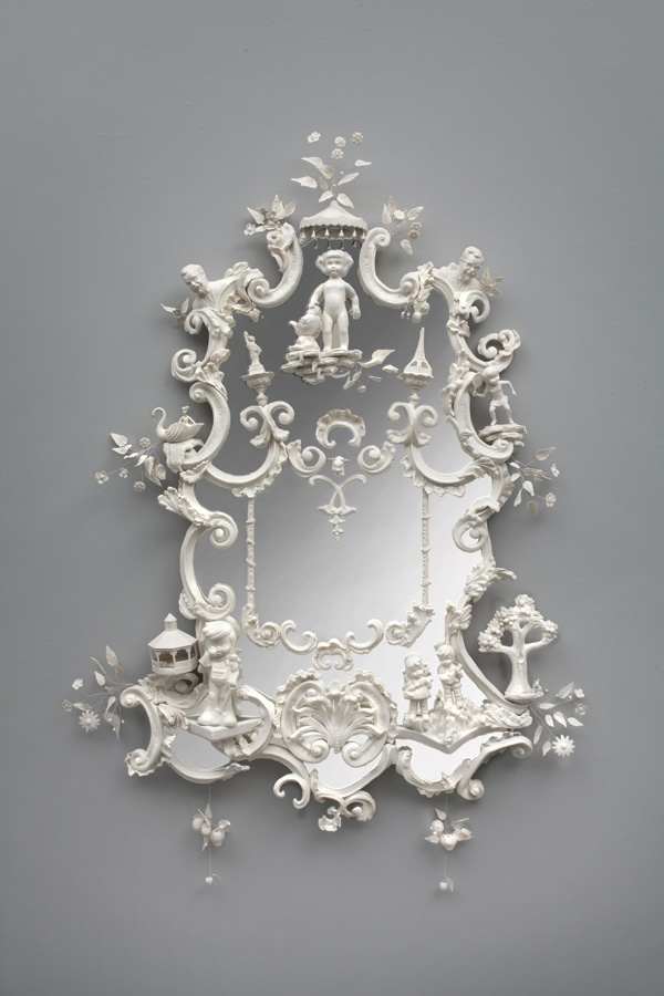 BETH-KATLEMAN-Mirror-with-Porcelain-wall-paper