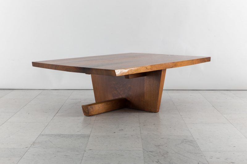 George Nakashima, Large Minguren Low Table, USA, 1974   Todd Merrill Studio