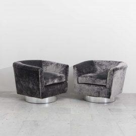 Milo Baughman Swivel chairs_SL_3