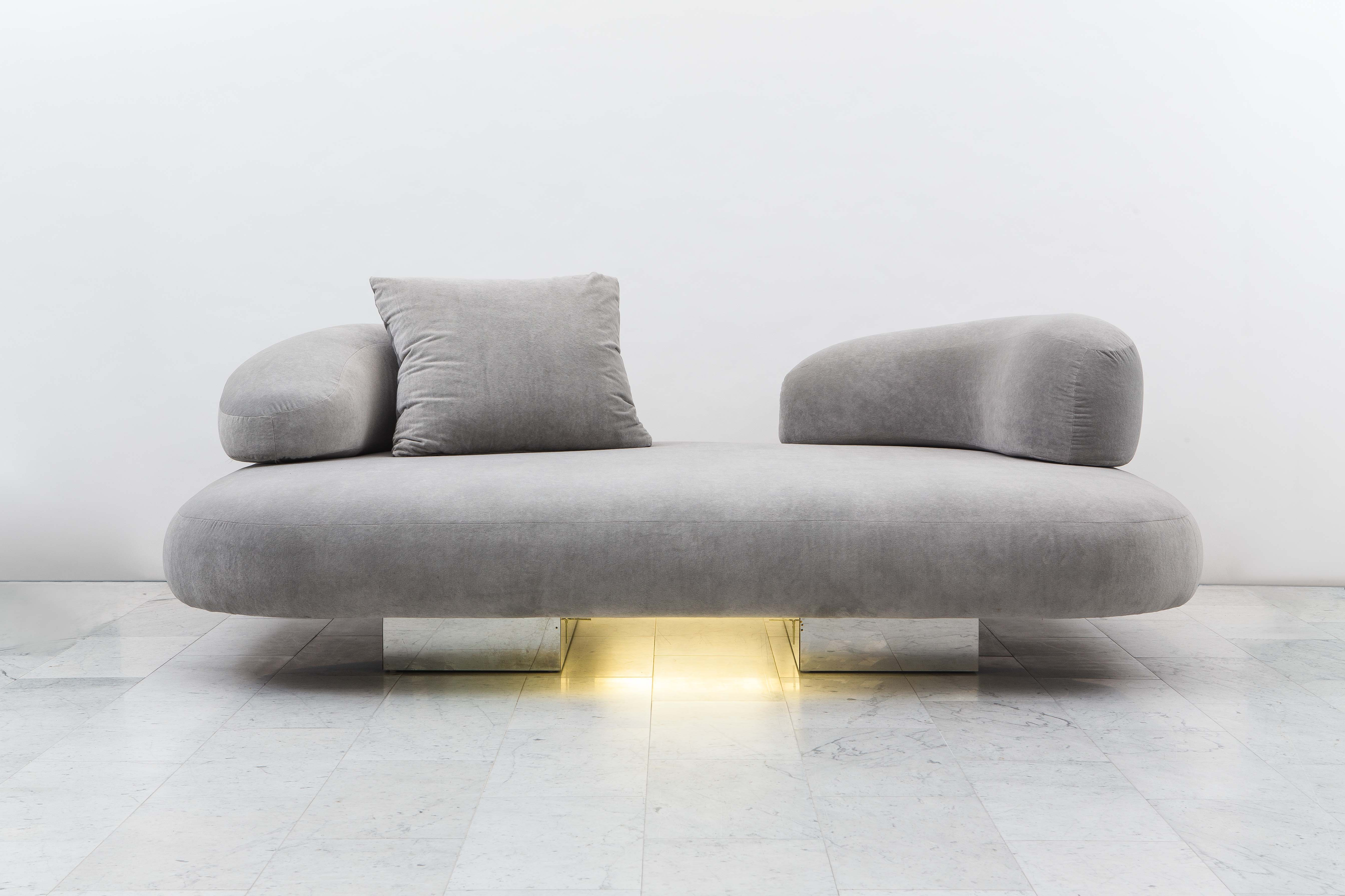 Paul Evans Custom Cloud Pillow Sofa USA 1979