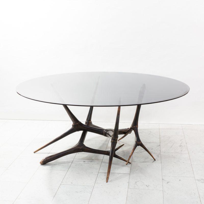 Charles Haupt, Num Num Dining Table, RSA, 2017 - Todd