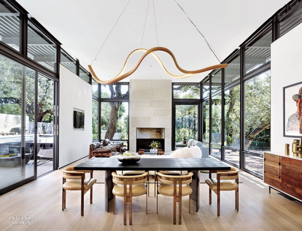 John Procario In INTERIOR DESIGN: San Antonio House By Lake Flato Architects