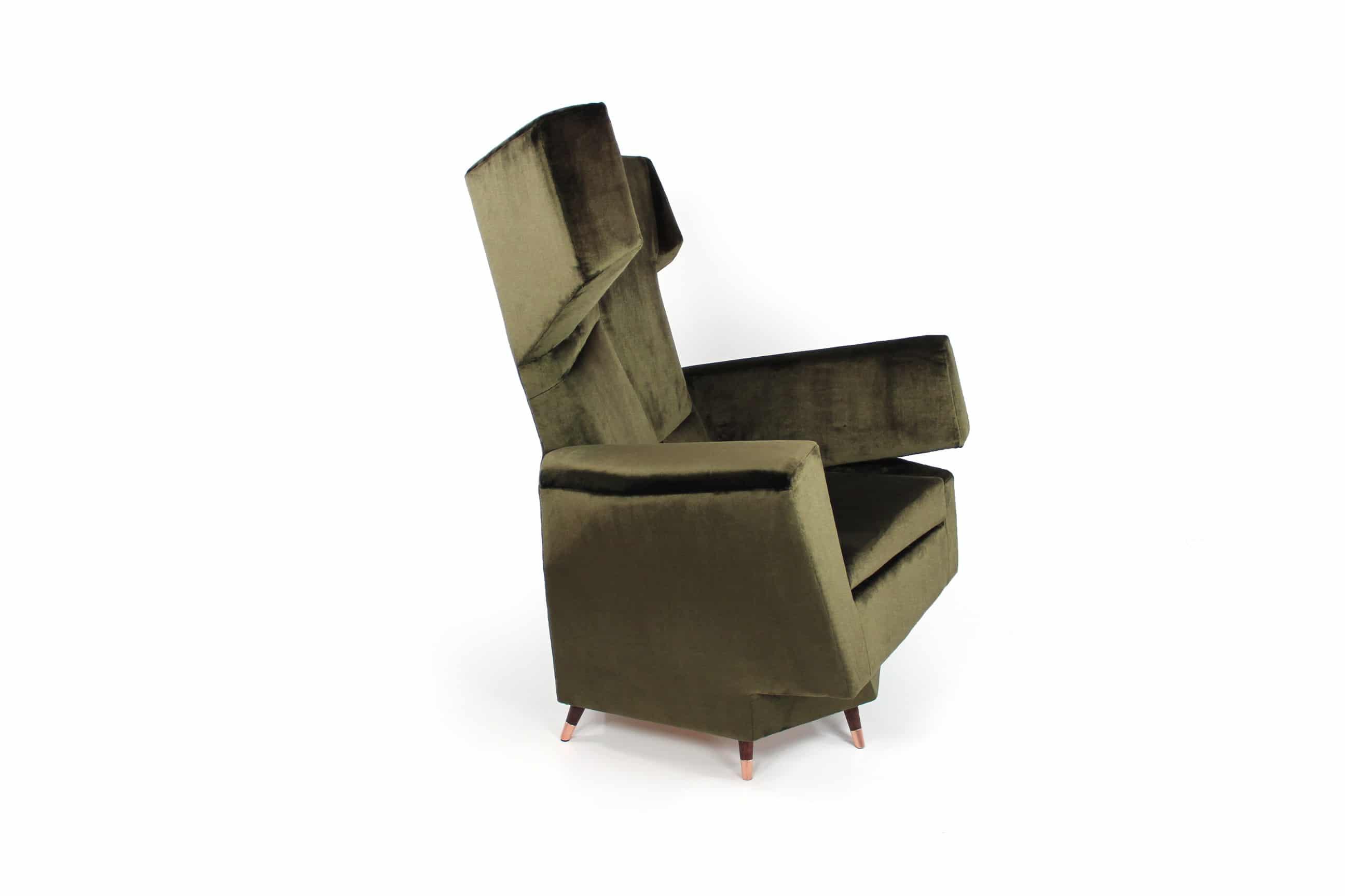 Hannes Grebin, Cozy Chair ...